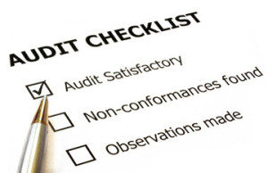 Audit checklist 300x194